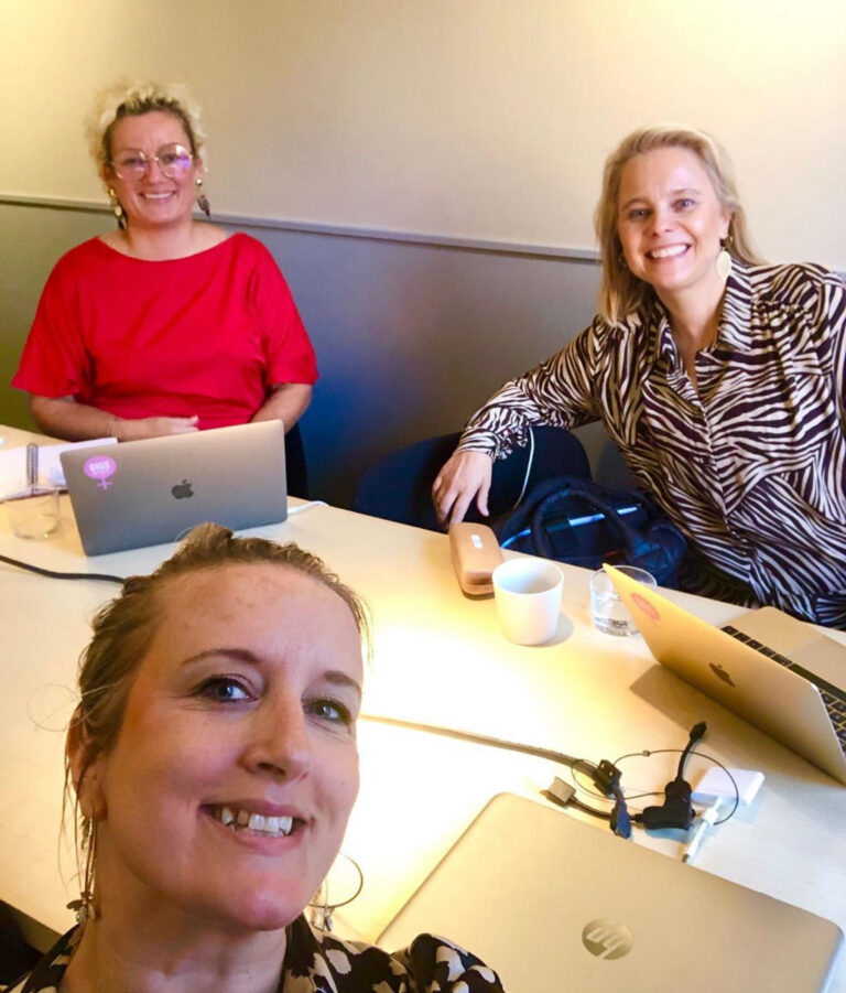 Gigs for her och Via Consulting