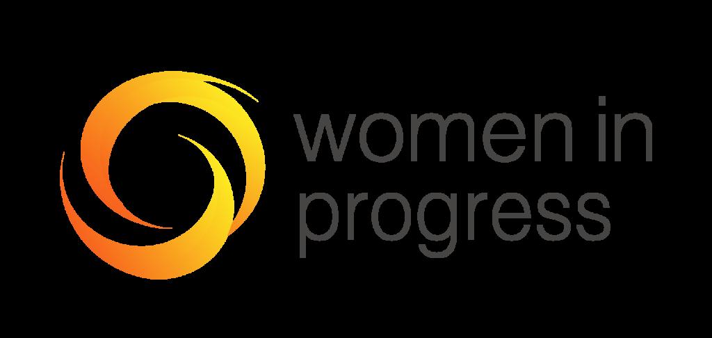 Women in progress logo