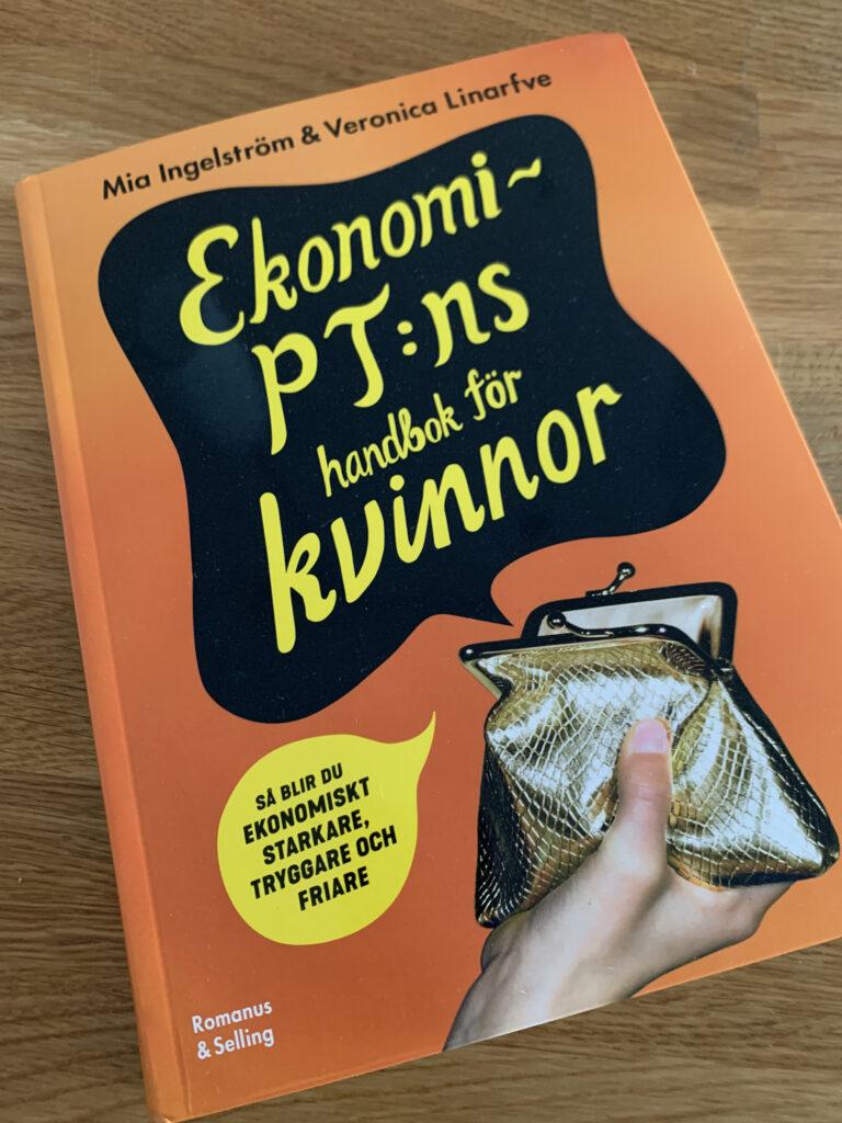 """Boken """"EkonomiPT:ns handbok för kvinnor"""""""